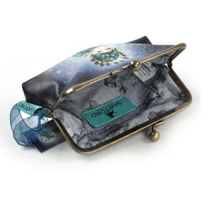 """Miss Peacock - 5"""" Clasp Purse By Mirabelle Thumbnail 3"""