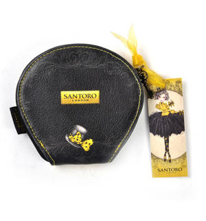 Marionette - Curved Flat Purse By Mirabelle Thumbnail 3