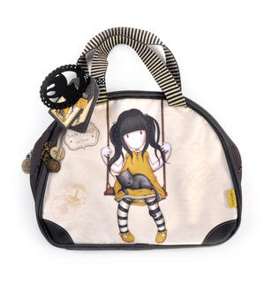Ruby (Yellow) - Gorjuss Organiser Bag Thumbnail 3