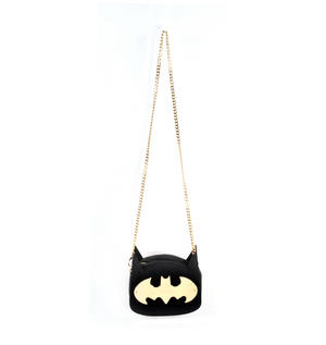 Batman Gotham Gold Cross Body Bag Thumbnail 4