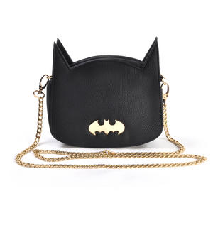 Batman Gotham Gold Cross Body Bag Thumbnail 6