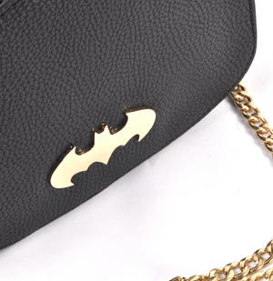 Batman Gotham Gold Cross Body Bag Thumbnail 7