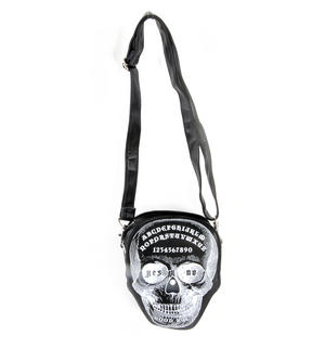 Ouija Skull Large Shoulder Bag Thumbnail 2