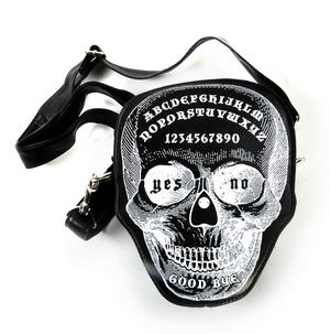 Ouija Skull Large Shoulder Bag Thumbnail 3