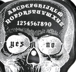 Ouija Skull Large Shoulder Bag Thumbnail 4
