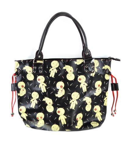 Voodoo Dolls Large Shopping Bag