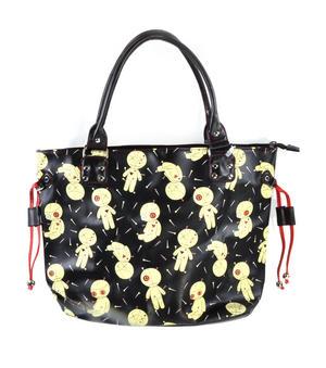 Voodoo Dolls Large Shopping Bag Thumbnail 1