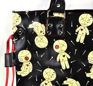 Voodoo Dolls Large Shopping Bag Thumbnail 3