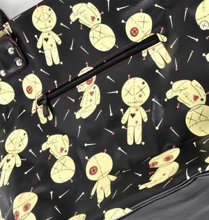Voodoo Dolls Large Shopping Bag Thumbnail 5