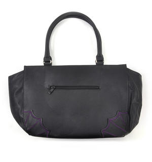Purple Bats Shopping Bag Thumbnail 4