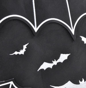 White Bats Shopping Bag Thumbnail 3
