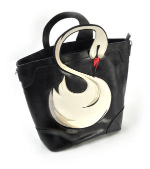 Swan Large Shopping Bag Thumbnail 3