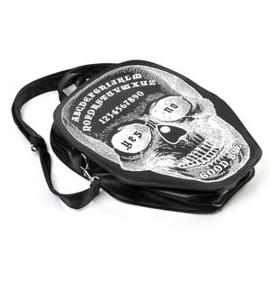Ouija Skull Small Shoulder Bag Thumbnail 3