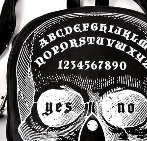 Ouija Skull Small Shoulder Bag Thumbnail 4