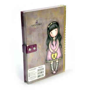 The Secret Lockable Journal by Gorjuss Thumbnail 4