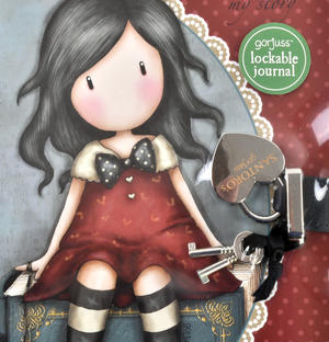 My Story Lockable Journal by Gorjuss Thumbnail 4