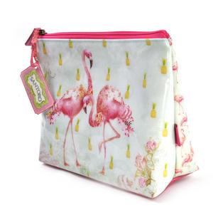 Flamingos Large Accessory Case by Santoro Thumbnail 3