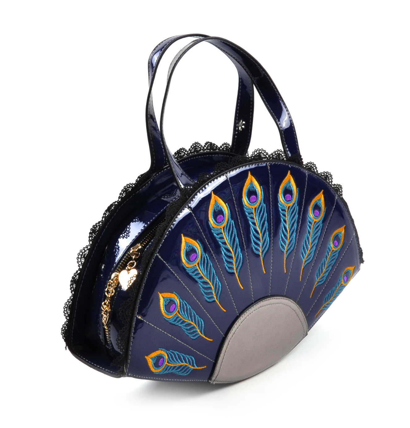Peacock Hand Bag