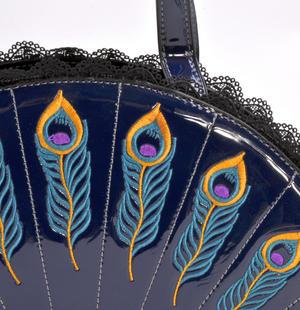Peacock Handbag Thumbnail 2