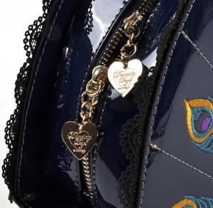 Peacock Handbag Thumbnail 6