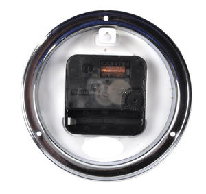 Blue Dial Tide Clock - Polished Brass / Chromed / Varnished TC 1000B - CH 115 x 95 x 35mm Thumbnail 3