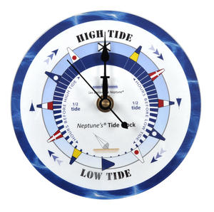 Sea Dial Tide Clock  - Round Acrylic TC 6000M - ACR Diameter 150mm