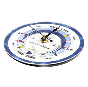 Sea Dial Tide Clock  - Round Acrylic TC 6000M - ACR Diameter 150mm Thumbnail 4