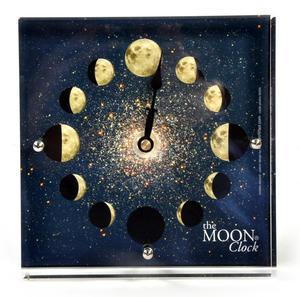 Moon Clock  - Double Acrylic Night Dial MC 150 N - ACR 150 x 150mm Thumbnail 3
