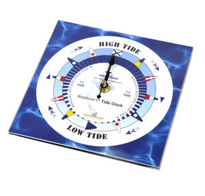 Sea Dial Tide Clock - Acrylic Classic Dial TC 7000 M - ACR 180 x 180mm Thumbnail 1