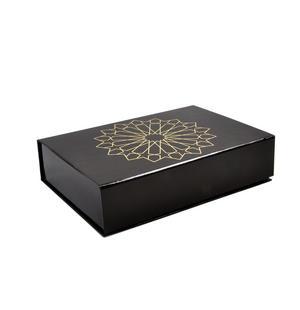 Khimaar Tan Leather Koran Book Sleeve with Alquram Alkarim Embossed Text Thumbnail 7
