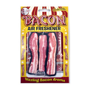 Sizzling Bacon Air Freshener Thumbnail 1