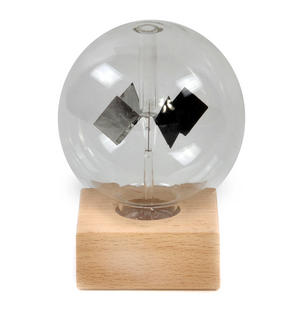 Solar Radiometer  by Kikkerland - Measures Radiant Flux of Electromagnetic Radiation Thumbnail 1