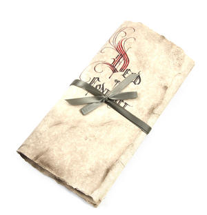 The Hobbit Bilbo Baggins Deed of Contract by The Noble Collection Thumbnail 4