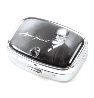 Sigmund Freud Medications & Pill Box Thumbnail 2