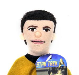 Mr. Chekov - Star Trek Finger Puppet & Fridge Magnet Thumbnail 2