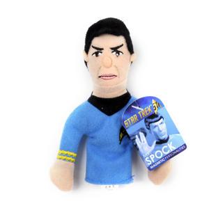 Mr. Spock - Star Trek Finger Puppet & Fridge Magnet Thumbnail 1