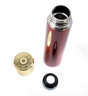 Shotgun Shell XXL 37cm / 15 Inch Vacuum Flask Thumbnail 4