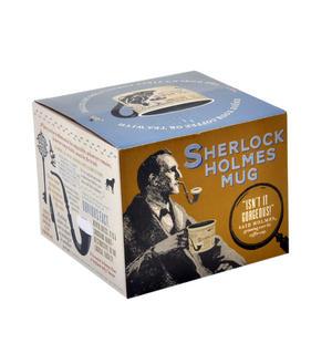 Sherlock Holmes Mug Thumbnail 2