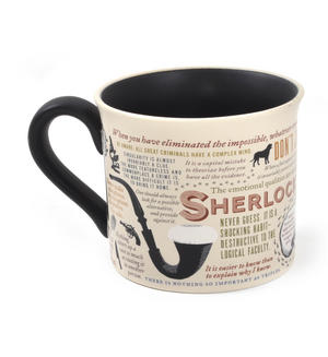 Sherlock Holmes Mug Thumbnail 3