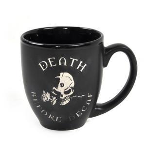 Death Before Decaf Mug Thumbnail 1