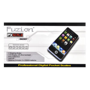 Mobile Phone Disguised PX Scale 500 Fuzion Digital Pocket Scale Thumbnail 3