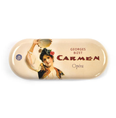 Bizet's Carmen Opera Glasses Case