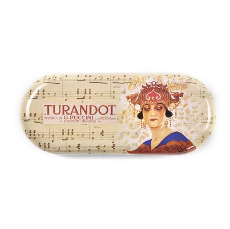 Puccini's Turandot Glasses Case