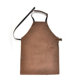 Mr. Smith Cheese Apron - Brown Leather Culinary Apron by Boska Thumbnail 7