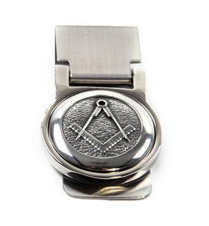 Masonic Money Clip - Revised Design Thumbnail 3