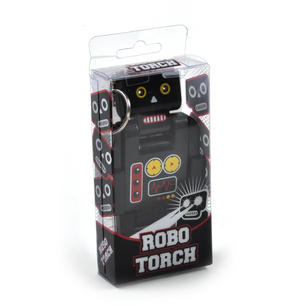 Robo Torch - Robot Torch with LED Eyes Thumbnail 4