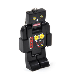 Robo Torch - Robot Torch with LED Eyes Thumbnail 5
