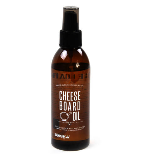 Cheese Board Oil - Food Grade Mineral Oil by Boska