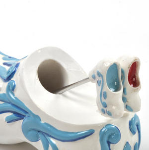 Clog Delft Blue Party Pic Set - Dutch Cheese Picks by Boska Thumbnail 2