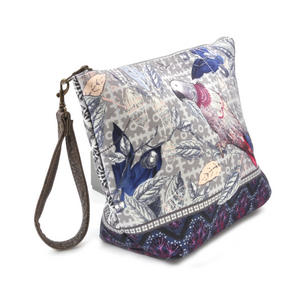 Le Perroquet / Parrot Make Up Bag / Grande Trousse Thumbnail 4